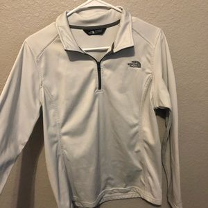 The north face woman's sweater